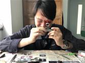 航天研磨师叶辉:误差0.05微米 比智能机器精准10倍