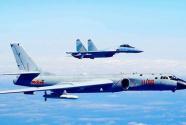 空军发布宣传片展现歼-20、苏-35等战机海上新航迹