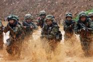 武警某部特战第二支队用实战训练锤炼特战尖兵