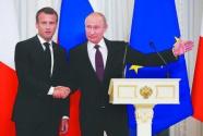 美欧嫌隙加深与俄欧关系走近