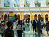 """""""十一""""小长假近两百万客流引爆环球港 消费新模式助力""""上海购物""""乐通娱乐打造"""