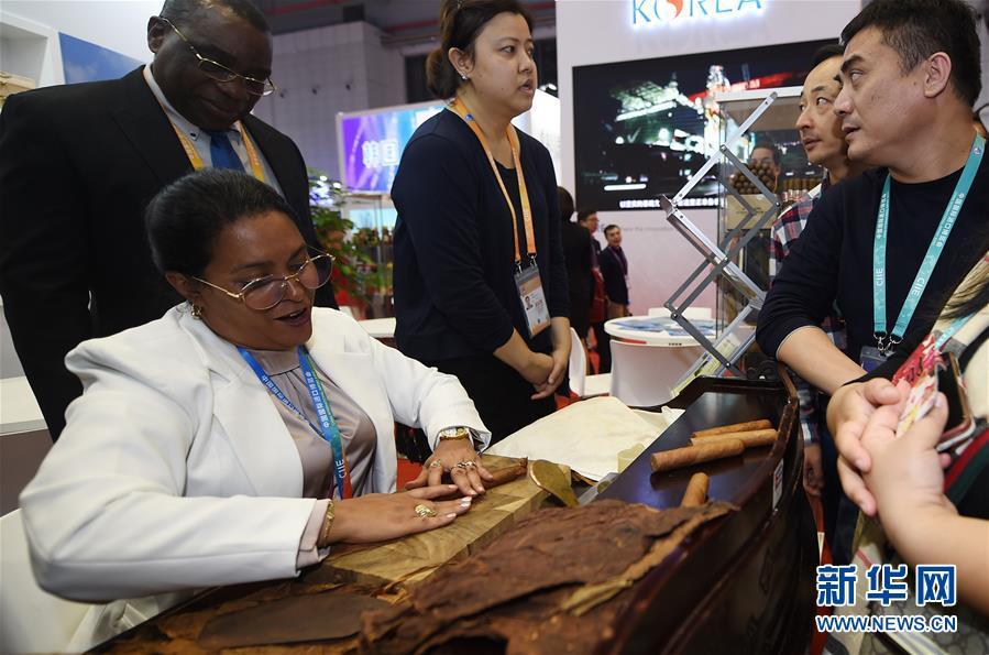 (新华全媒头条·图文互动)(8)共享中国机遇 共创美好未来——聆听首届中国国际进口博览会上的开放发展奏鸣曲