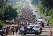 中美洲移民大潮何去何从