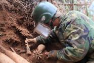 和平年代,离死神最近的人——南部战区陆军云南扫雷大队边境扫雷排爆记事
