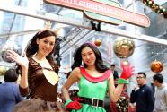 """走近香港""""白色圣诞市集"""""""