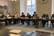中国全国人大西藏代表团访问丹麦