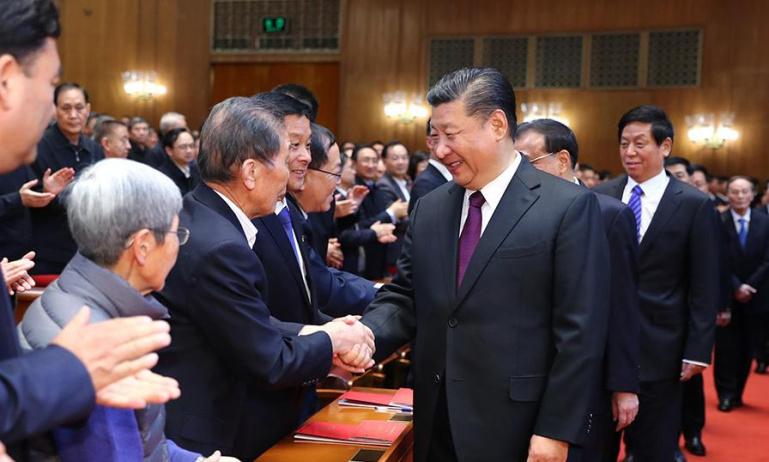 习近平将出席庆祝改革开放40年大会