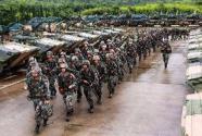 """第71集团军某旅组织""""双争""""评比树牢战斗力导向"""