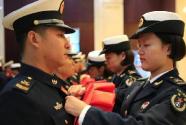 """东部战区海军连续5年评选表彰""""东海强军先锋"""""""