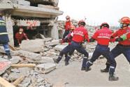这个民间救援队足迹遍布海外