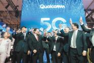 5G手机MWC首秀,首款集成式5G芯片再添期待