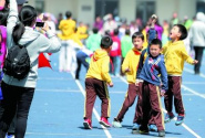 让体育回归教育 把孩子体质抓上去