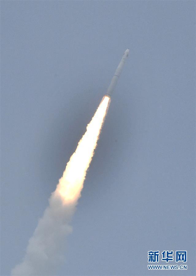 (科技)(4)我國首次固體運載火箭海上發射技術試驗取得成功