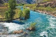 永定河,流动起来了