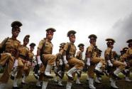印度防长:印陆军人员缺口约为4.5万