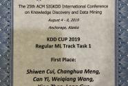中国科技公司在全球AI赛事上获得第一