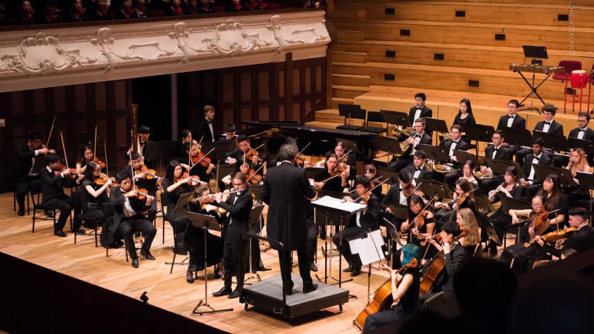 新西兰华人举办音乐会庆祝新中国华诞