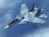 俄罗斯向白俄罗斯交付两架苏-30SM多用途战机