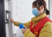 太仓市高新区:党徽在疫情防控第一线闪光
