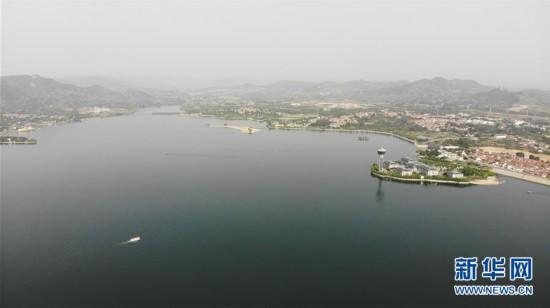 """(美丽中国)(5)雪野湖畔""""瞰""""山水"""