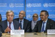 疫情大考让国际组织再成长