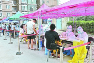北京确诊病例所在楼居民核酸检测均为阴性
