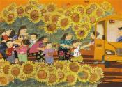 我們的小康生活主題美術創作征集展示活動側記