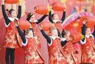 """""""村晚""""""""民星""""舞起來 鄉村文化美起來"""