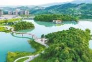 一江碧水,兩岸青山——四川建設生態綠色家園掃描
