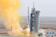我國成功發射遙感三十一號04組衛星