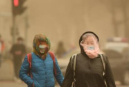 黃沙漫天!沙塵天氣持續影響我國北方地區