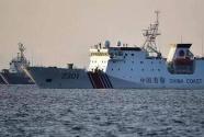 日本當局:近7成日本人要求對中國海警船更強硬