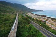 十里荒灘變金灘——在海口江東新區感受海南自貿港建設浪潮