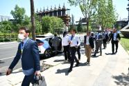 走進交通運輸部 駐華外交官感受中國交通發展