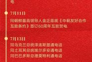 """7月 习近平""""云外交""""为世界""""立"""""""